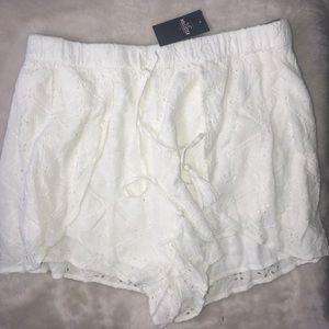 New hollister shorts